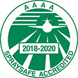 Spraysafe Accreditation